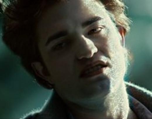 Edward sparkles