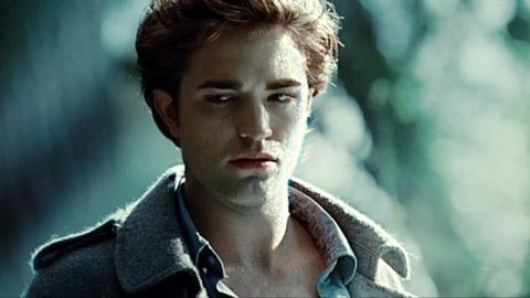Vampires sparkle in the Twilight Saga