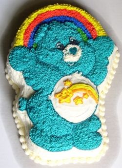 Care Bears Wish Bear Cake Pan on Amazon