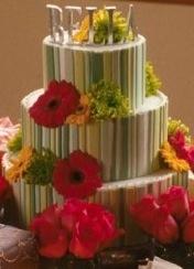 Gerbera Daisy Cake - Bella's Cake in New Moon
