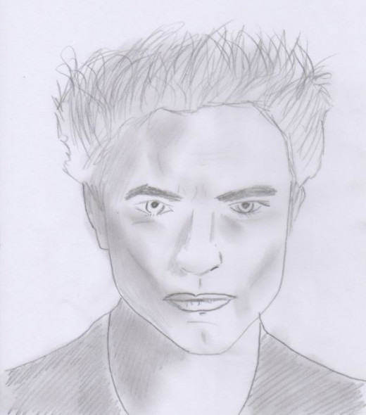How To Draw Edward Cullen Hubpages