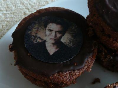 Edward Cullen Cupcake Topper