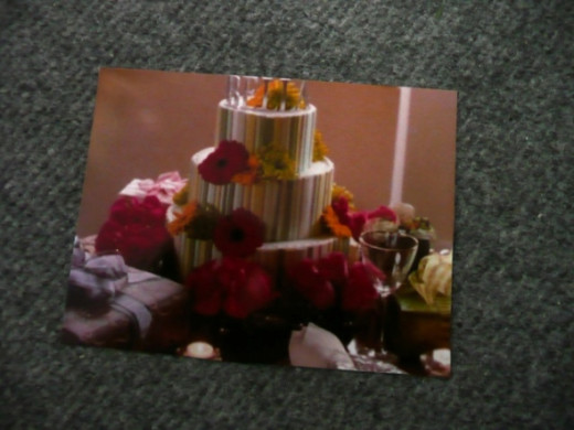 A photo of Bella's birthday cake