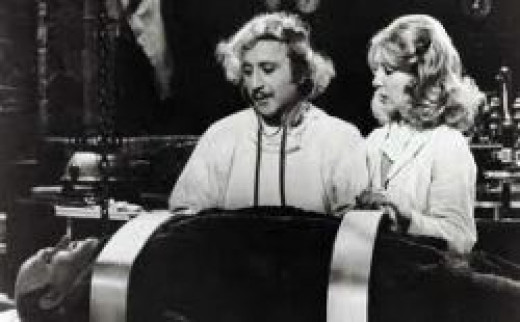#9 in My Best Comedies of All Time List - Young Frankenstein