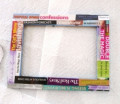 How to Make a Mod Podge Picture Frame