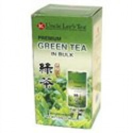 Uncle Lee's Tea's Loose Green Tea (Click To Buy)