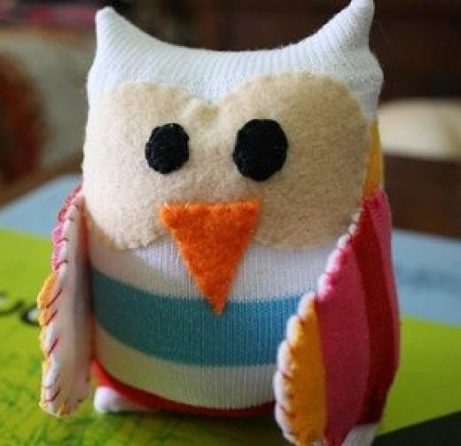 owl-sock