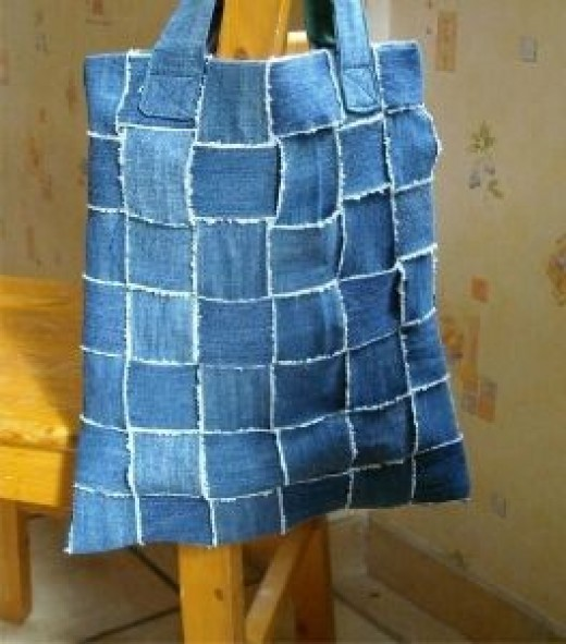 53 Incredible Old Jeans Craft Ideas Hubpages