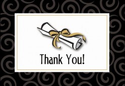 Tips For Writing Good And Memorable Thank You Notes