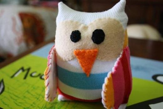 socks-owl