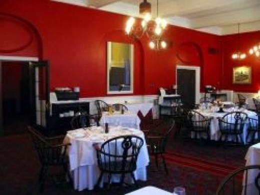 UCM Main dining room