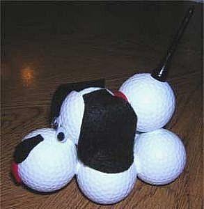 puppy-golf-ball