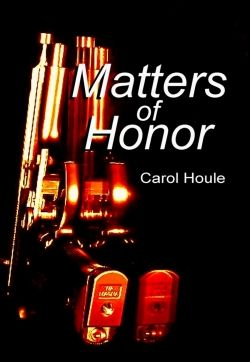 """Cover of the novel """"Matters of Honor"""""""