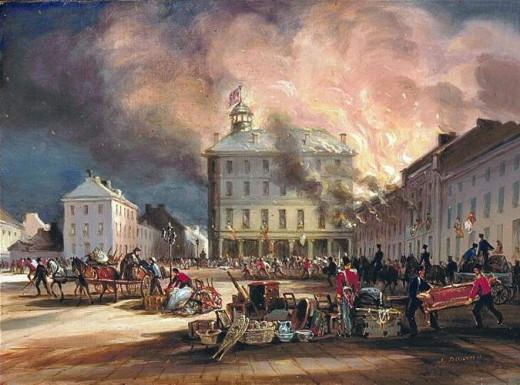 Painting: Sir Hugh Allan