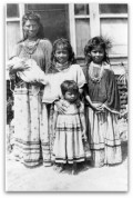 Deadbeat Dads or Minor Children, who should the Indian Tribes protect?