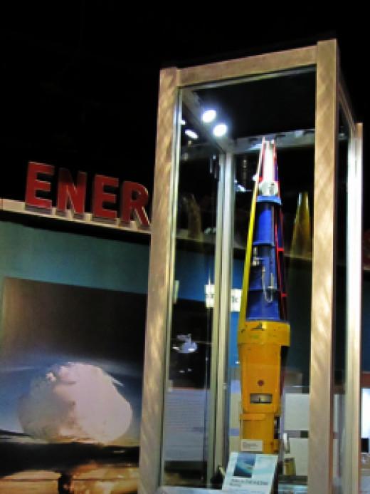 Nevada Nuclear Testing