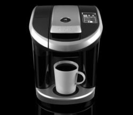 Keurig Vue V700 Single Cup Coffee Maker