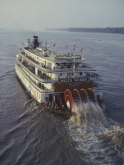 The Haunted History of the Delta Queen