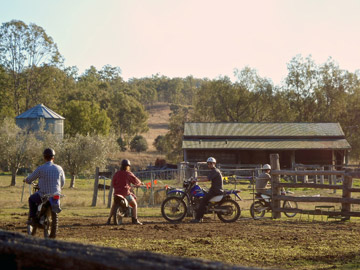 Farm Work Bikergroup