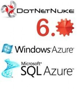Deploying DotNetNuke 6.0 to Windows Azure