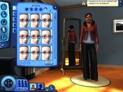 Create a Sim in Sims 3: Accessories