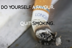 Quitting smoking doesn't have to be hard! Knowing your triggers will definitely help!