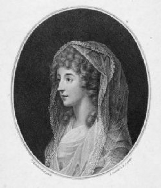 Anne, Countess Cowper, 1815