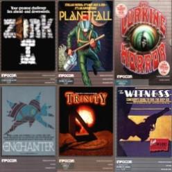 Infocom: the Classic Text Adventure Games