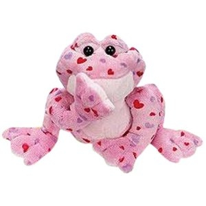 Webkinz Love Frog Limited Edition Release. Includes Free Webkinz In Game Code