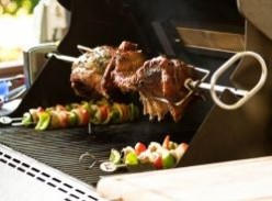 Five Amazing Gas BBQ Grills With Rotisserie Included