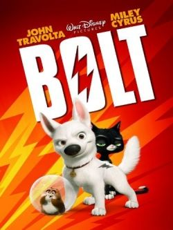 Bolt the movie