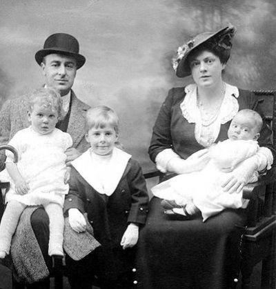 Family stories - truth stranger than fiction