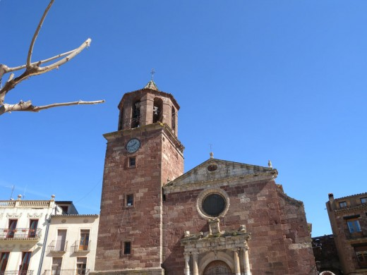Prades Church
