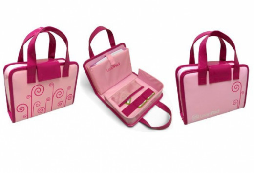 LeapPad Pink Fashion Handbag