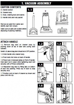 Setup Instructions From Users Manual