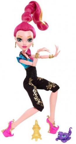 Gigi Grant 13 Wishes Monster High Doll