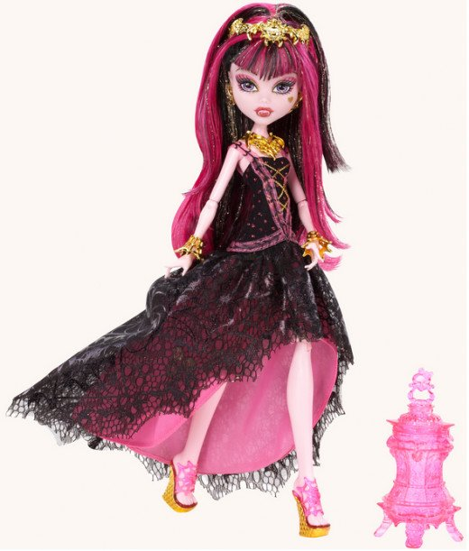 Draculaura 13 Wishes Party Monster High Doll