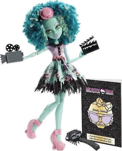 Honey Swamp Monster High Doll