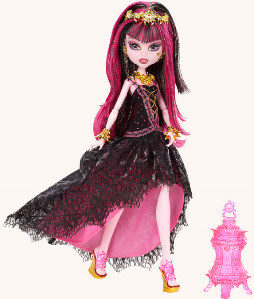 Draculaura 13 Wishes Party Doll