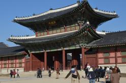 Gyeongbokgung Palace with my Nikon D5200 Digital Camera