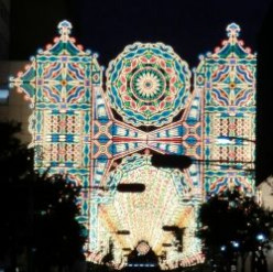 Kobe's Festival of Lights: the Luminarie