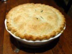 Chicken Pot Pie Family Favorite - Recipe Comfort Food