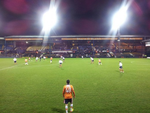 Kenilworth Road - Luton Town