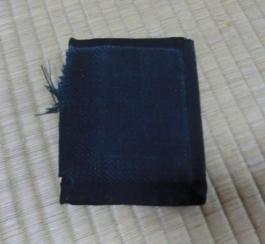 My hemp bifold wallet