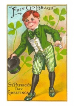 St. Patricks Day Celebrations, Customs & Toasts