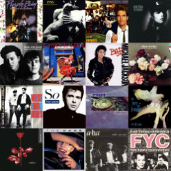 102 Greatest 80s Songs