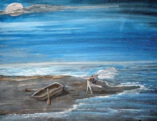 Moonlight Dancer by Linda Hoxie