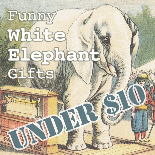 This White Elephant Gift Guide blew up over the holiday season. I got 1,000s of visits on this article entirely from Pinterest.