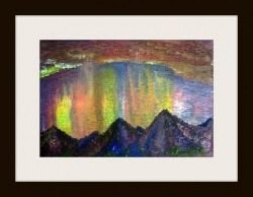 northern lights series no 17