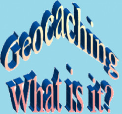 All about Geocaching